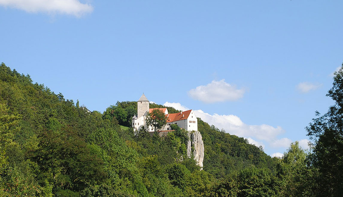 Burg-Prunn